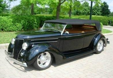 1936 Ford Steel Phaeton