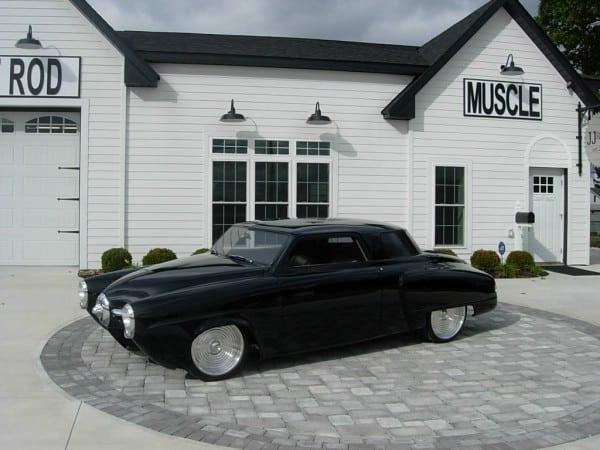1947 Pro Touring Studebaker Champion