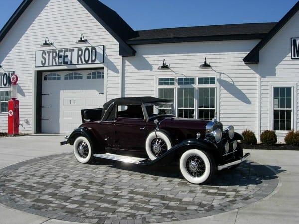 1931 Cadillac 355 Convertible