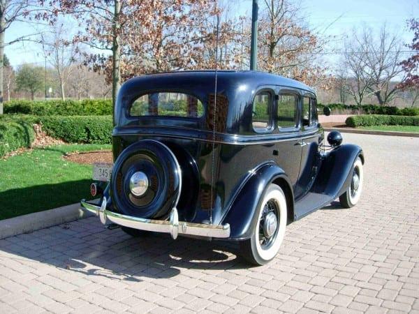 1935 chevy 4 door sedan sold jjrods for 1935 chevrolet 4 door sedan