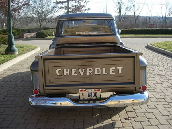 1955 GMC Pro Touring Truck…  SOLD! – JJRODS