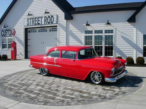 1955 Chevy Resto Mod