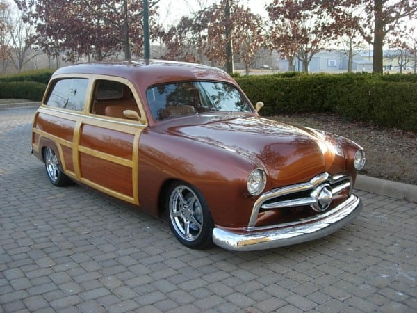 1950 Ford Woody