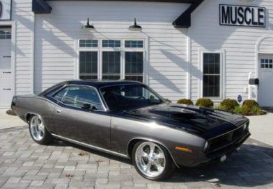 """1970 Plymouth Cuda """"Venom"""" SOLD"""