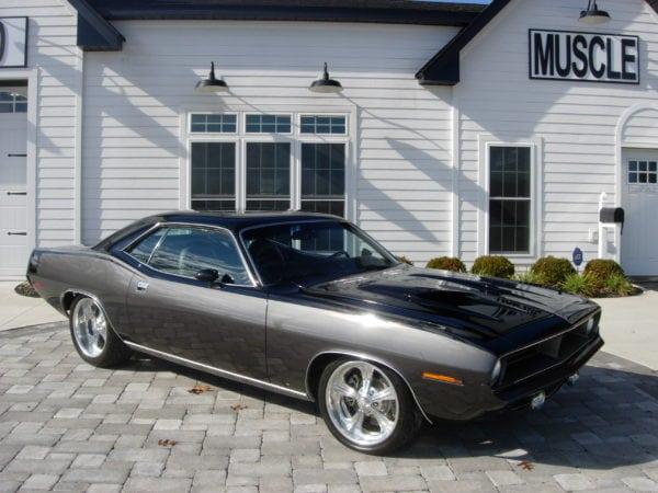 "1970 Plymouth Cuda ""Venom"""