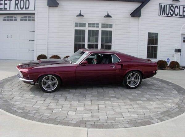 1969 Pro Touring Mustang