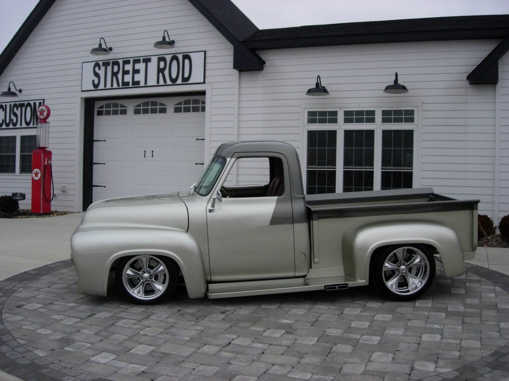 1953 Ford F100 Truck Jjrods 1955 Pro Street Price 80000