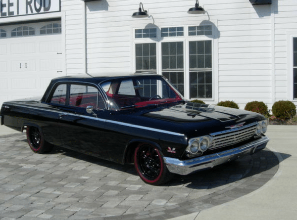 1962 Pro Touring Chevy Bel Air
