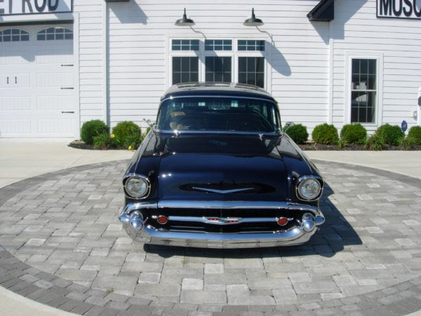 1957 Chevy Nomad Jjrods Wagon Price 137500