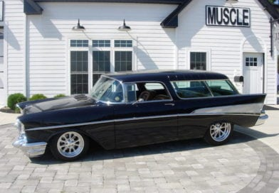 1957 Chevy Nomad SOLD