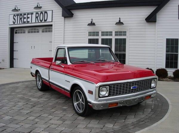 1972 Chevy C10 Truck
