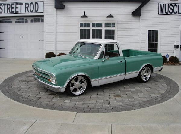 1969 C10 Chevy Truck