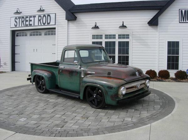 1953 Ford F100  Truck