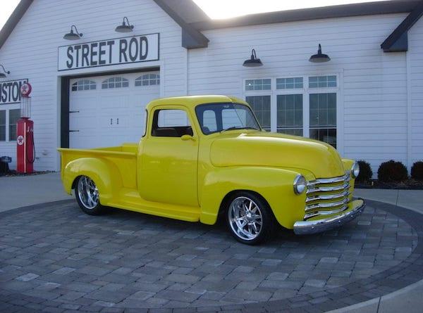 1948 Resto Mod Chevy Truck