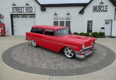 1956 Chevrolet Handy Man Wagon