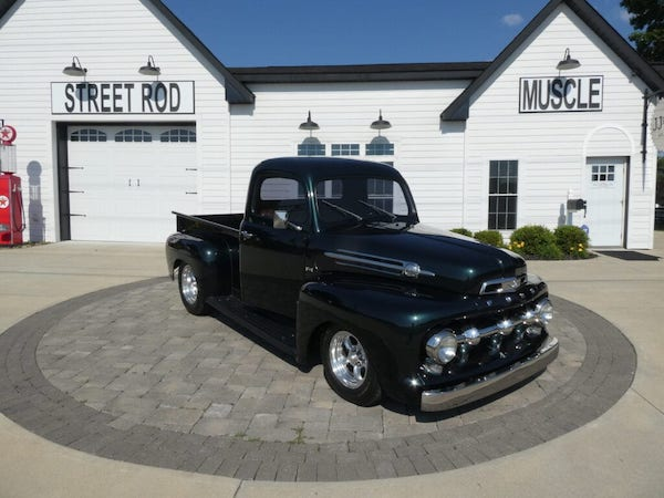 1952 Ford F100 SOLD